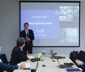 李舒律师应邀为中节能建筑进行法律事务专题培训